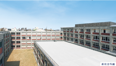 東海高等学校画像